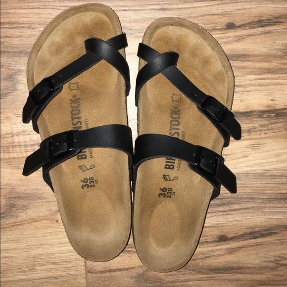 01c92a7e444 Birkenstock Shoes - Birkenstocks! 36 ONLY WORN TWICE!